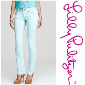Lilly Pulitzer Worth Straight Jeans